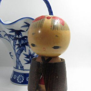 Japanese kokeshi doll/ kokeshi doll/ set kokeshi d